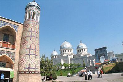 Khoja Akhrar Vali Juma Mosque