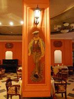 Restaurant The Twelve Chairs, Tashkent
