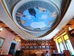 Restaurant, Affresco, Tashkent