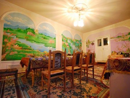 National house muborak opa for Atlas house uzbek cuisine