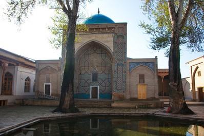 Mausoleum of Khoja Abdi Darunee, Samarkand