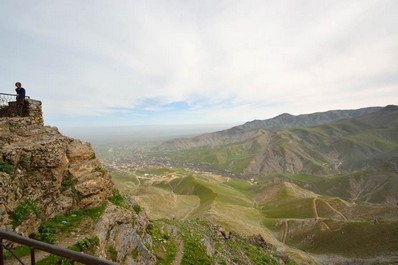 Hazrat Daud Cave, Samarkand vicinity