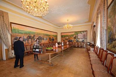 Museum of Winemaking at Khovrenko Winery