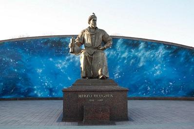 Ulugbek's observatory, Samarkand