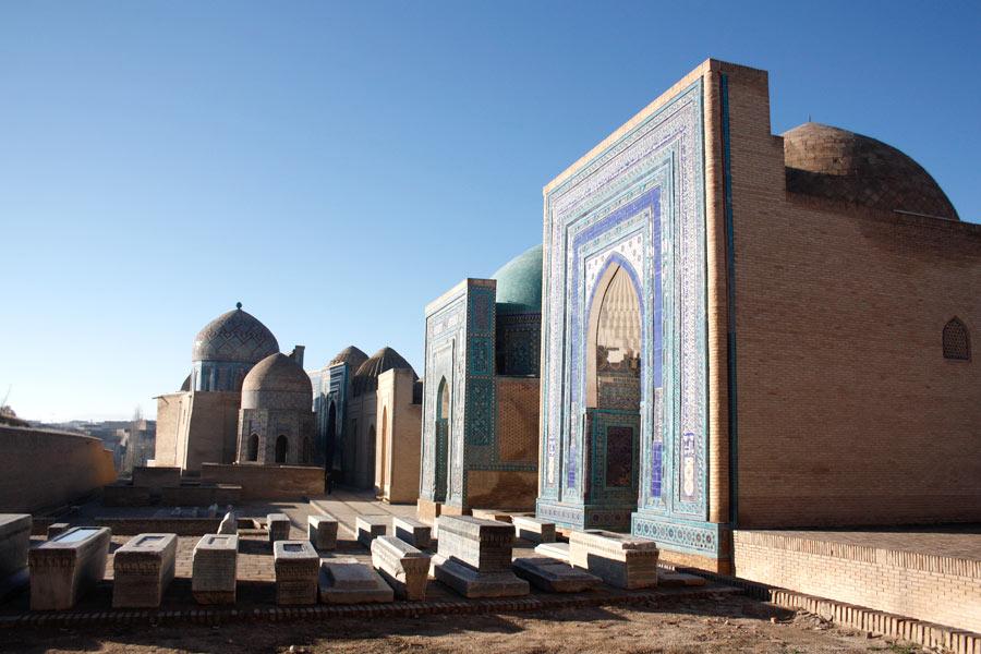 Картинки по запросу узбекистан самарканд некрополь шахи зинда