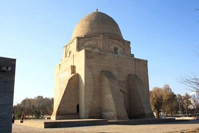 Rukhabad Mausoleum