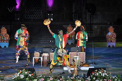 Le festival Charq taronalari aura lieu à Samarkand à la fin d'été