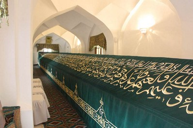 Mausoleum of the Prophet Daniel