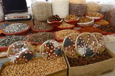 Сиабский базар, Самарканд