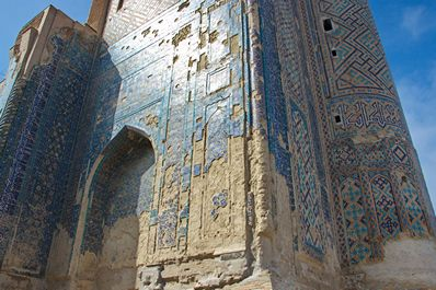 Ak-Saray Palace, Shakhrisabz
