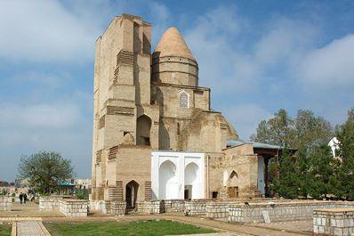 Dor-us Siyodat Complex, Shakhrisabz