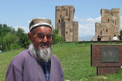 Shakhrisabz