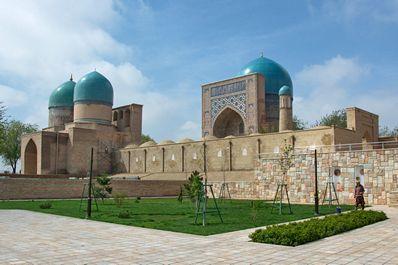 Dor-ut Tilovat Complex, Shakhrisabz