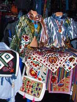 Embroidery & Suzanne. Uzbek souvenirs