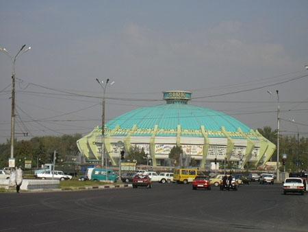Привет всем ЖИТЕЛЯМ b Ташкента /b