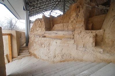 Tashkent archaeological monuments
