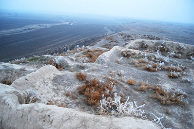 Ancient settlement of Kanka, Tashkent