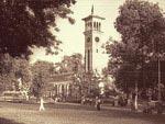 Tashkent chiming clock