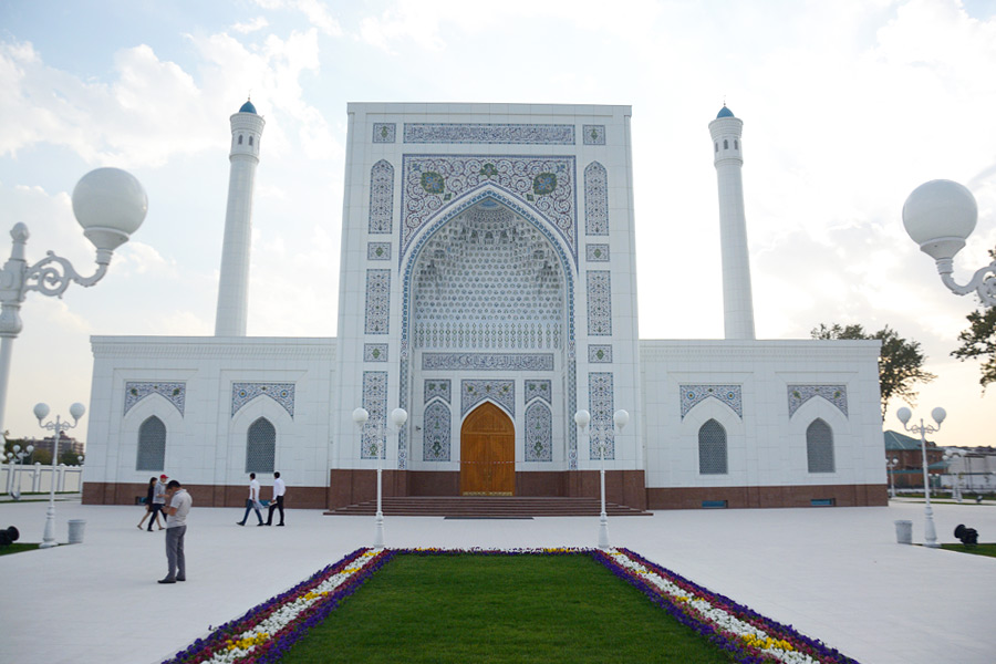 Minor Mosque Tashkent