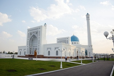 Minor Mosque - Tashkent Layover Guide