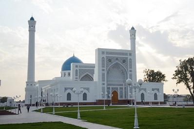 Minor Mosque, Tashkent