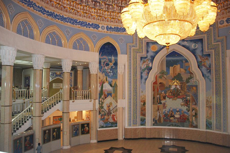 Amir Timur Museum Tashkent