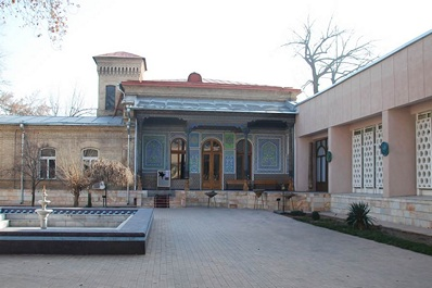 Museum of Applied Art, Tashkent