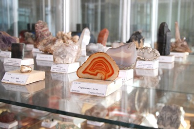 Museum of Geology, Tashkent