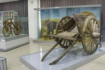 Wheel cart, Polytechnical museum