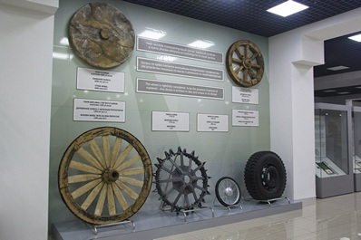 Wheels, Polytechnical museum