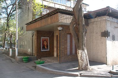 Memorial House Museum of Tamara Khanum