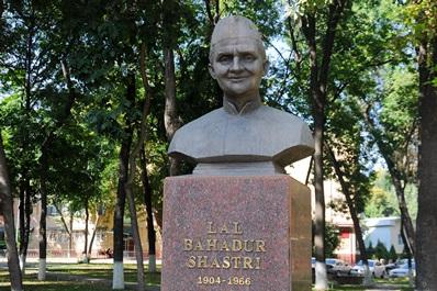 Shastri Monument, Tashkent