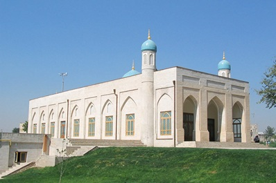 Islamic Institute of Imam al-Bukhari, Tashkent