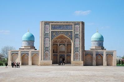 Barak-khan madrasah, Tashkent