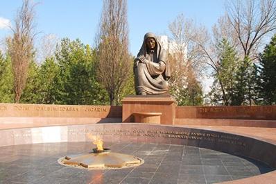 Memory Square, Tashkent