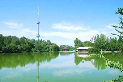 Tashkent Television Tower, Tashkent