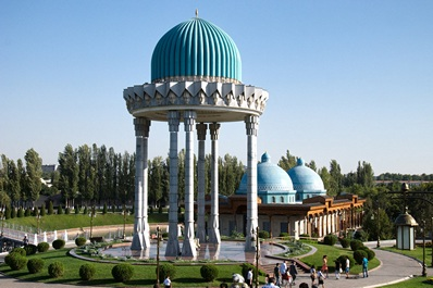 Memorial of victims of repression, Tashkent