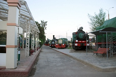 Museum of Railway Technics