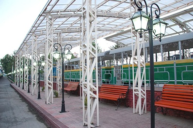 Museum of Railway Technics