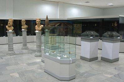 Археологический музей, Термез