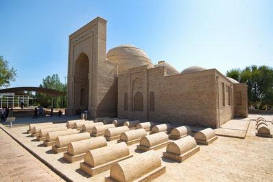 Al Hakim At-Termizi Mausoleum, Termez