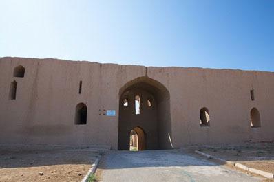 Fortress Kirk Kiz, Termez