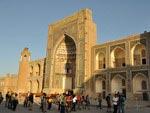 Uzbekistan tourism