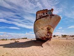 Aral Sea Group Tour