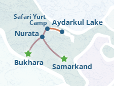 Tour to Aydarkul Lake