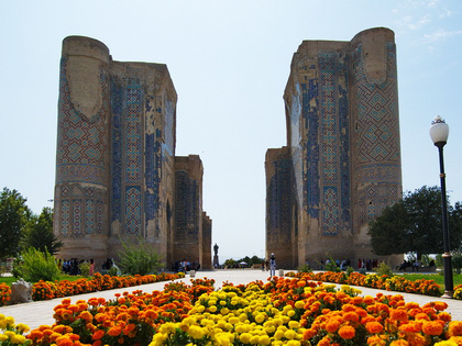Tour to Shakhrisabz from Samarkand