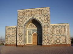 Day Tour to Samarkand by Afrosiyob Train