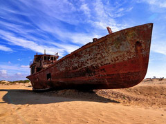 Aral Sea Tour 2
