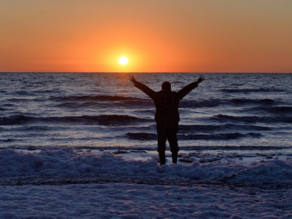 Tour to the Aral Sea