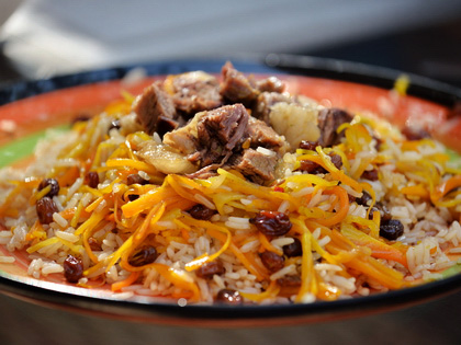 Uzbekistan gastronomic tour